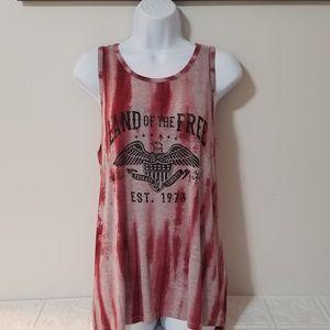 Maurices Tops - Patriotic Tank Top
